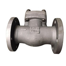 Forged piston check valve swing check valve dn50