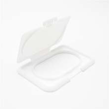 Plastic Baby Wet Wipes Lid Flip Top Cap For Wet Wipes with OEM ODM