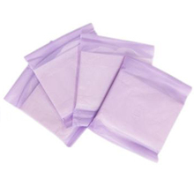 Wholesale Sanitary Napkins Comfortable Non-woven Surface Keep Dry Surface Winged Easy Pack Disposable Women Cotton Sanitary Napkin