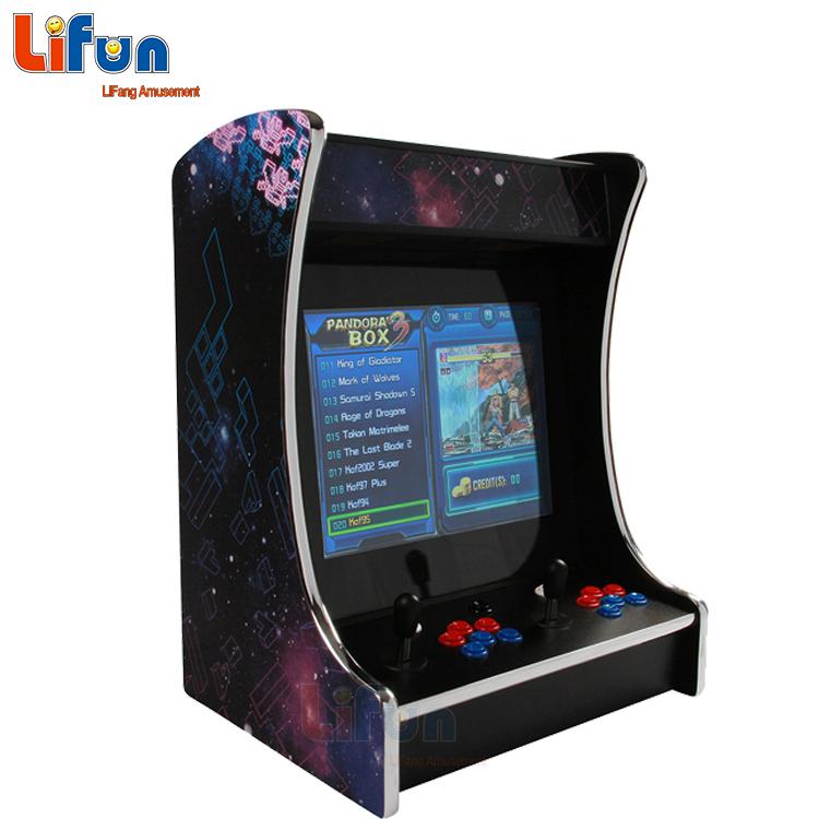 Retro Mini Tabletop Arcade Game Machine-arcadegametech.com