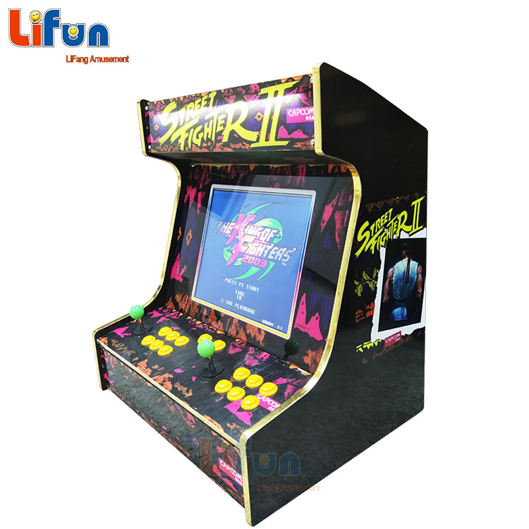 Tabletop Street Fighter Arcade Cheap Sales Price Exporter