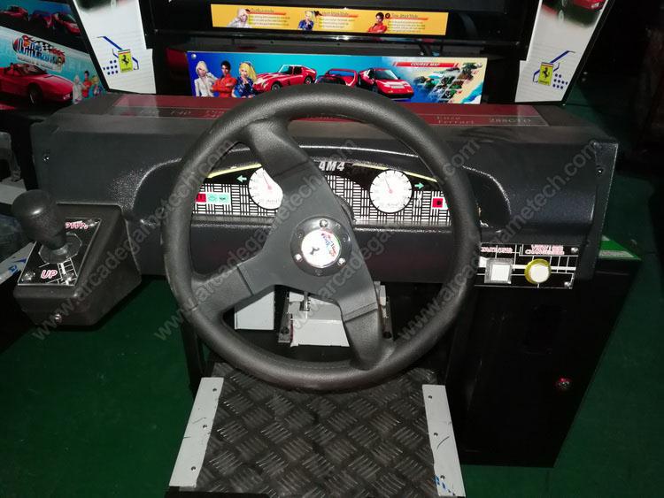 OutRun Arcade Simulator