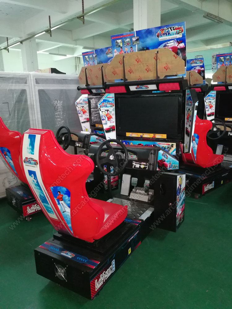 OutRun Arcade Racing