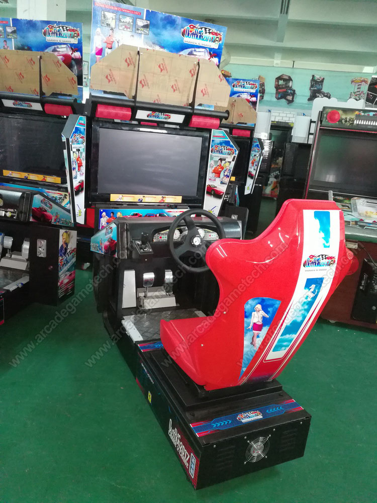 Racing Video Arcade Games