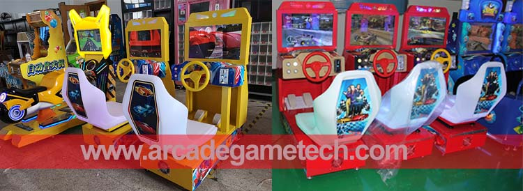 Kids Racing Games