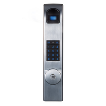 EU809 fingerprint turning knob door lock