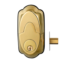 PL806 Fingerprint Deadbolt Door Lock