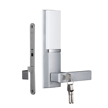 PL818 fingerprint biometric entrance door lock