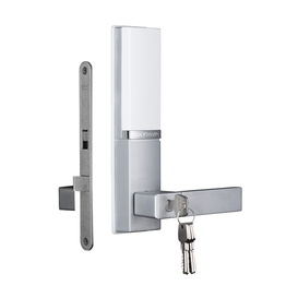 PL818 fingerprint biometric entrance door lock