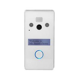 EasyRing V2 power saving wifi video door bell