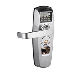 LC200  Fingerprint Latch door lock