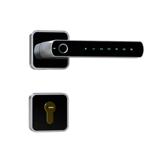 Smart access digital 40mm backset indoor wooden door lock