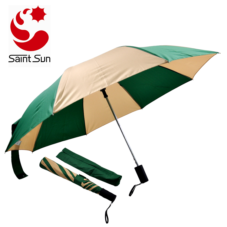 Best selling 2 fold automatic umbrella for USA market