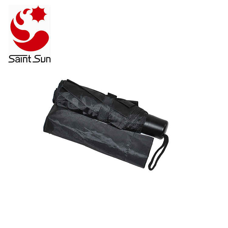 Competitive Price Large Order Wholesale 3 Fold Super Mini Umbrella