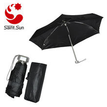 Mini Pocket 5 Folding Compact Umbrella With EVA Case