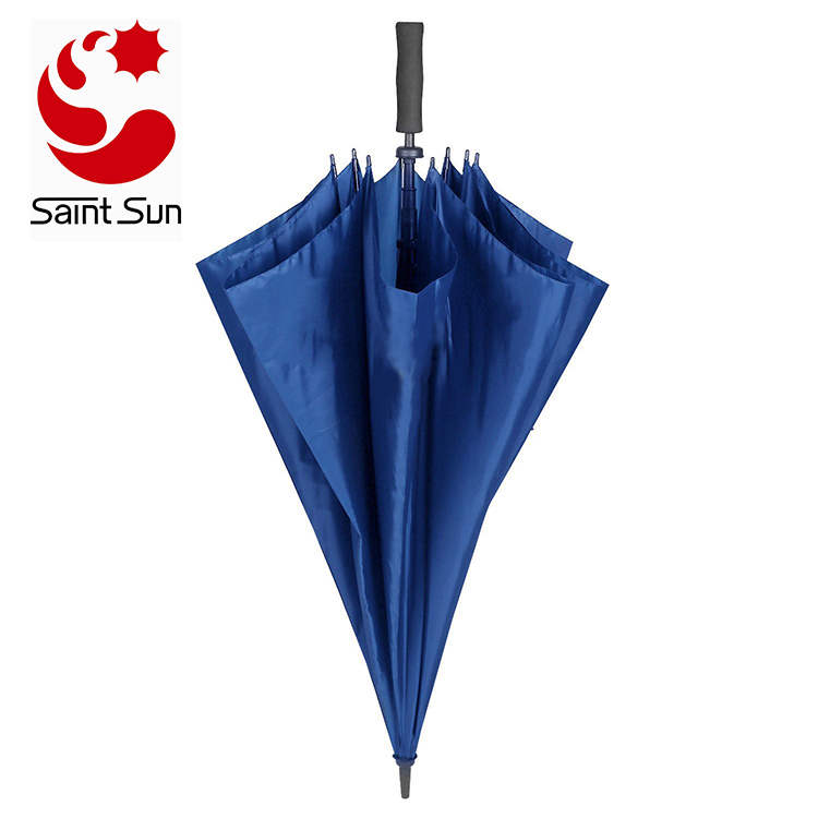68-Inch Golf Umbrella Windproof and Waterproof Extra Large Oversize Stick Single Canopy Umbrellas