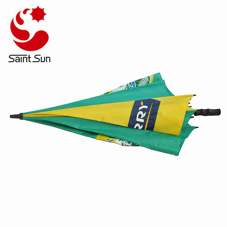 Auto open windproof golf umbrella for promotion for sale