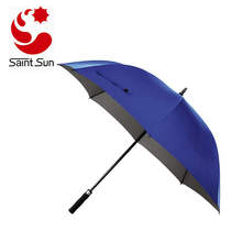 Automatic Open Large Outdoor Golf umbrella Rain&Wind Repellent Sun Protection Stick Umbrellas