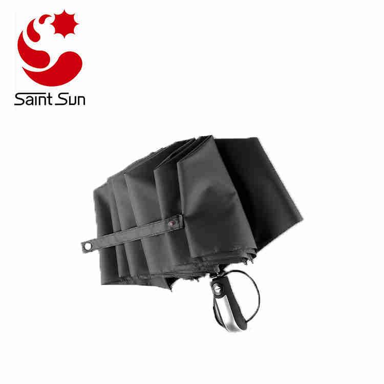 10 Ribs Compact Folding Umbrella Auto Open Close Waterproof Windproof  LOT USA