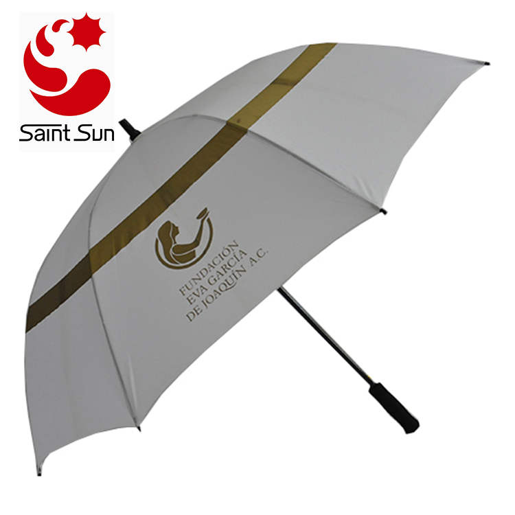 Custom Logo Printing Outdoor Advertising Promotional Golf Umbrella