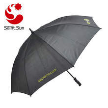 Golf Umbrella Printing Logo Straight Umbrella
