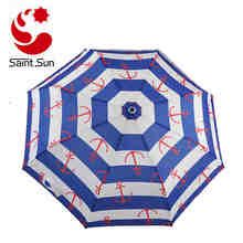 Best selling 5 fold umbrella for USA market