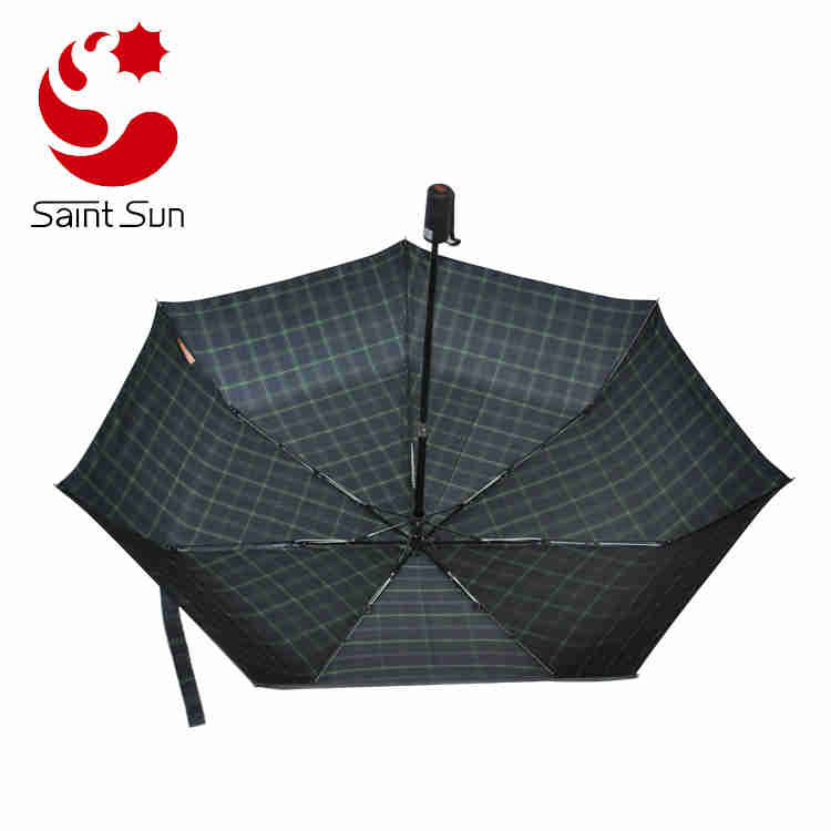 3 fold automatic umbrella 3 fold colour umbrella