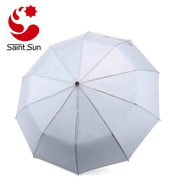 Automatic Umbrella Folding Golf Umbrella Custom Logo Print Auto Open and Close Umbrella