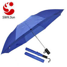 2 fold umbrella auto open promotion umbrella