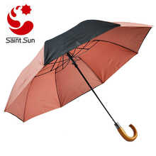 Lightweight  reliable quality perfect 2 fold small umbrella