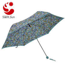 Cheap Promotional Folding Umbrella Pass BSCI, Sedex, Customized Cheap Umbrella