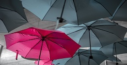 Some tips for decontamination of umbrellas