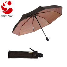 3 fold UV protected travel Umbrella