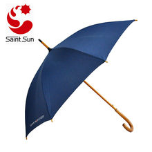 Cheap Auto Open Regular Rain Promotional Straight Umbrella