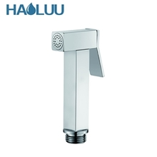 bidet sprayer High quality Green Valves Hot-Sale Manufactory Portable Travel Brass Bidet Spray Shattaf
