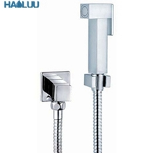 high quality single handle women bidet bathroom shower shattaf and spray for travel shattaf sprayer toilet shattaf