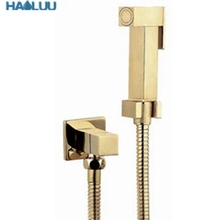 Best Modern Hand Held Bidet Sprayer Toilet Bidet Sprayer, Golden Toilet Sprayer shattaf bidet spray hand shower