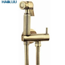 Hot sale brass shattaf set toilet hand shower high qulity bidet sprayer shattaf shattaf mixer