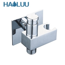Sanitary ware manufacturer unique brass regulating bathroom water angle valve