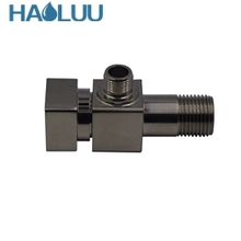 Hot sale america angle valve with Brush nickel angle valves suppliers American angle valve