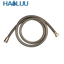 Hot sale chrome PVC flexible shower hose  hose supplier