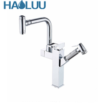 Solid brass Kitchen Faucet with 360 Swivel Spout good  price