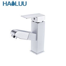 Hot Sales Stainless Steel Bathroom Basin Faucet