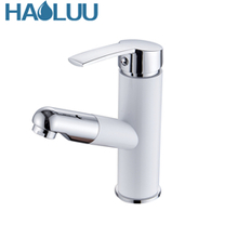 Single Handle Brass Bathroom Basin Faucet from china