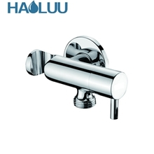 Brass Angle Valve  Bathroom Wall Water shower holder