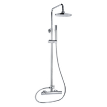 Top quality round bathroom mixer head top body shower