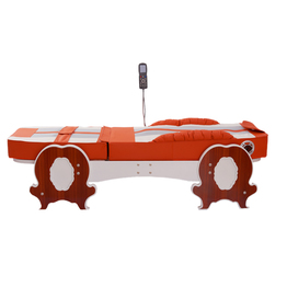 Top lever electric infrared full body jade massage bed for selling