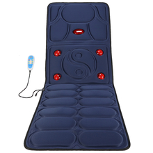Luxury massage mattress with infrared and vibration function