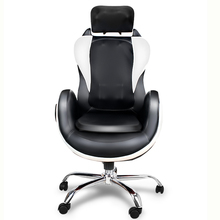 Best Ergonomic Office Massage Chair PU Leather Massage Reclining Chair Popular Sale