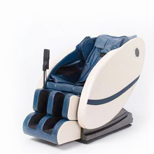L Shape Full Back And Neck Luxury Intelligent Shiatsu Massage Chair High Quality